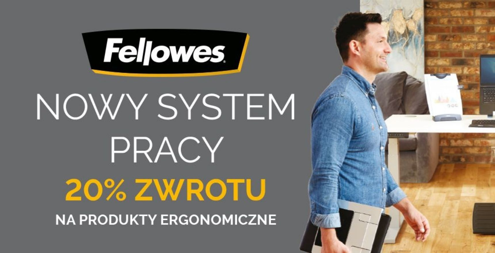 egonomiczne produkty fellowes