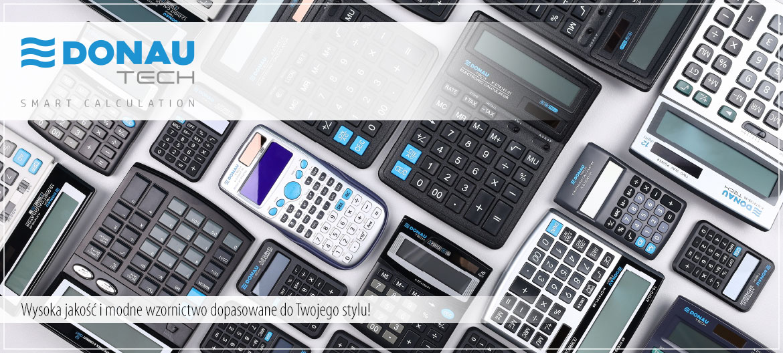 kalkulatory donau tech